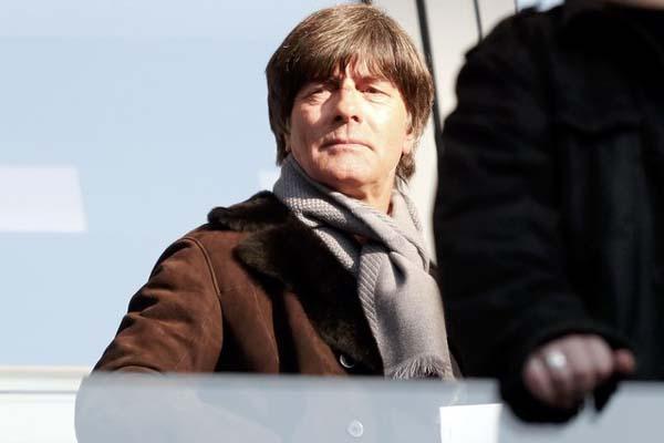 Joachim Loew, pelatih Timnas Jerman, juara Piala Dunia 2014. - Reuters/Fabrizio Bensch