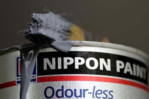 Nippon Paint. - Reuters