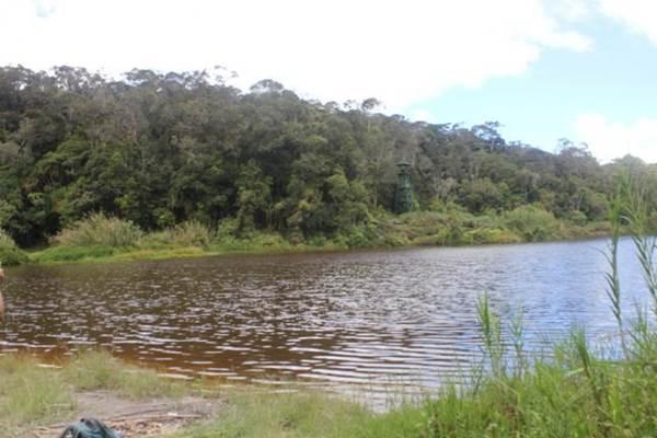 Danau Tambing di Palu - wikipamia