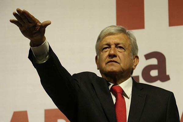Andreas Manuel Obrador - Istimewa