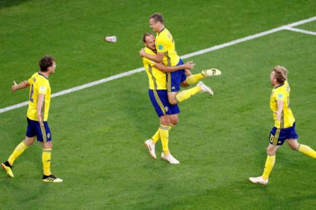Timnas Swedia