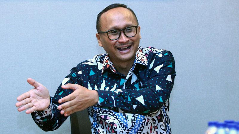 Mantan Dirut PT Jakarta Propertindo (Jakpro) Satya Heragandhi - Bisnis/Dwi Prasetya