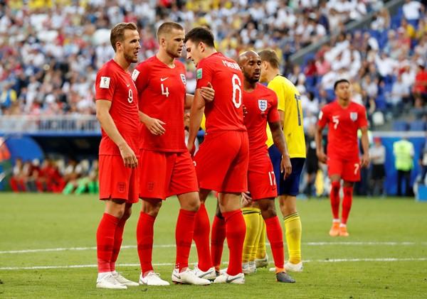 Timnas Inggris - Reuters