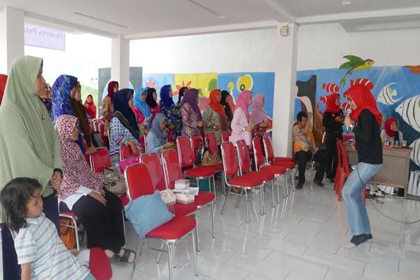 Pelatihan guru PAUD - pfizer