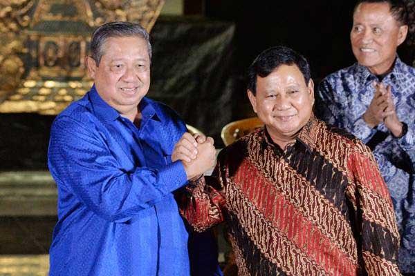 Susilo Bambang Yudhoyono dan Prabowo Subianto - Bisnis