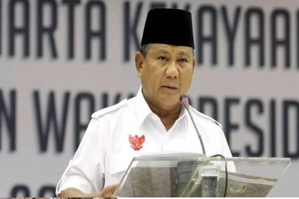 Prabowo Subianto - Istimewa