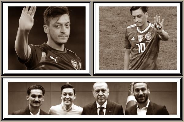Mesut Ozil - Reuters