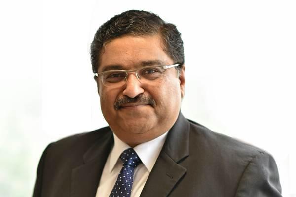 Prakash Chandran, CEO Siemens Indonesia - istimewa