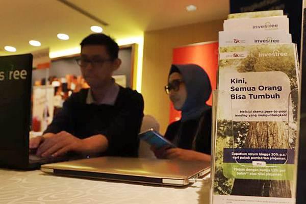 Fact or Fake: Investasi di Fintech tak Aman? - Finansial ...