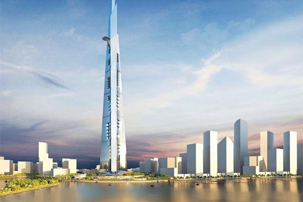 Jeddah Tower - Istimewa