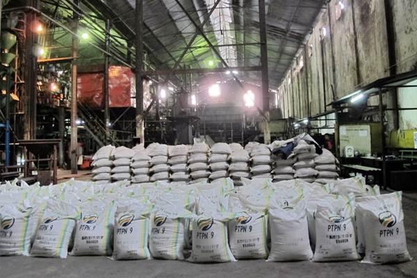 Pabrik Gula (PG) Mojo di Sragen, Jawa Tengah, milik PT Perkebunan Nusantara IX (Persero). - JIBI/Pamuji Tri Nastiti