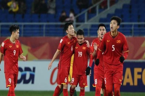 Tim nasional U-23 Vietnam - thethaovanhoa.vn