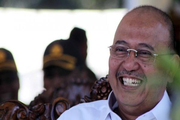 Wali Kota Medan Dzulmi Eldin - Istimewa