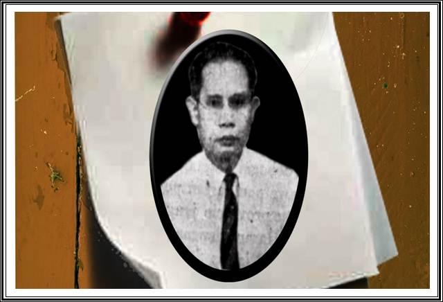 Sutan Muhammad Amin Nasution - dok.Mr. SM Amin