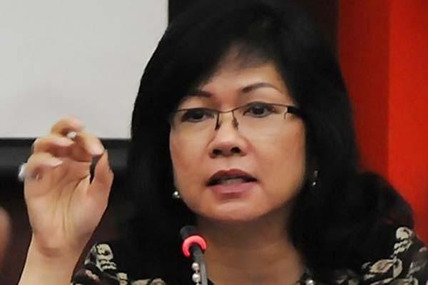 Karen Agustiawan - Antara