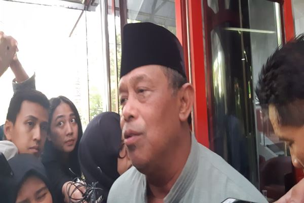 Jenderal (Purnawirawan) Djoko Santoso./JIBI/Bisnis - Muhammad Ridwan