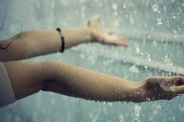 Hujan - ilustrasi