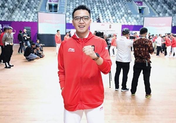 Atlet squash Indonesia, Agung Wilant - Instagram