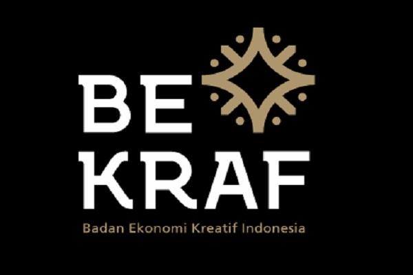 Logo Badan Ekonomi Kreatif.  -  Bisnis