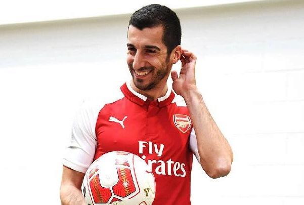 Henrikh Mkhirtayan - Arsenal