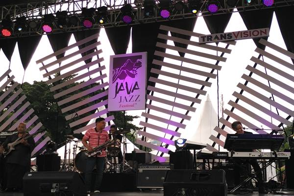 Fariz RM tampil di Java Jazz Festival 2017 - Bisnis.com/Dika Irawan