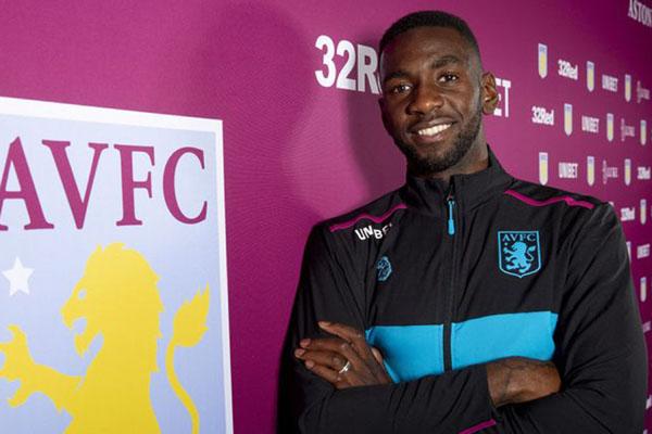Yannick Bolasie bergabung ke Aston Villa. - Sky Sports