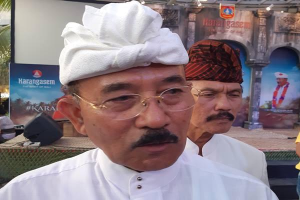 Wakil Bupati Karangasem I Wayan Artha Dipa