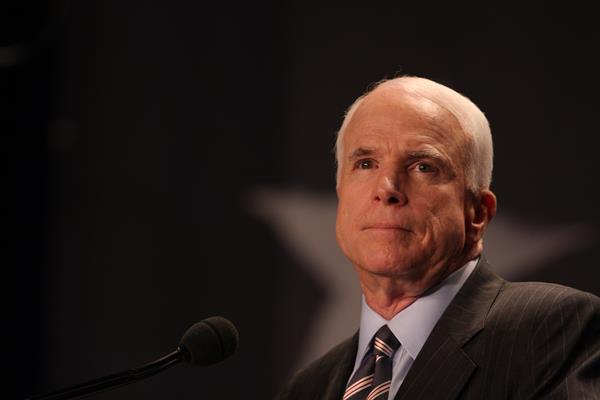 John McCain - pbs.org