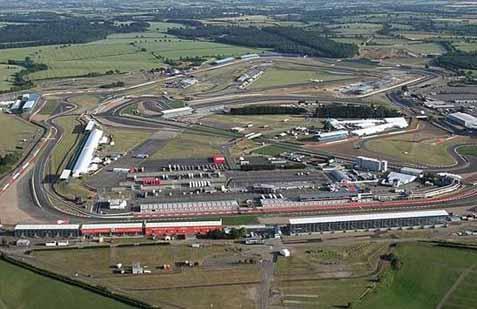 Sirkuit Silverstone di Inggris - Bikesportnews.com