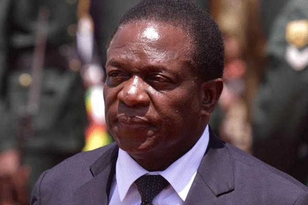 Presiden baru Zimbabwe, Emmerson Mnangagwa - Istimewa