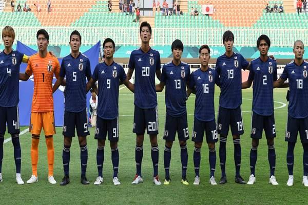 Timnas U-23 Jepang - Inasgoc