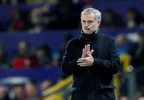Pelati Manchester United, Jose Mourinho - Reuters