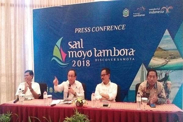 Penjelasan Sail Moyo Tambora 2018 - Bisnis