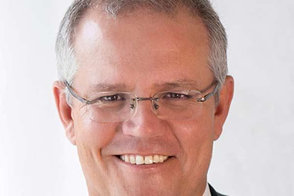 Menteri Keuangan Australia Scott Morrison.  - scottmorrison