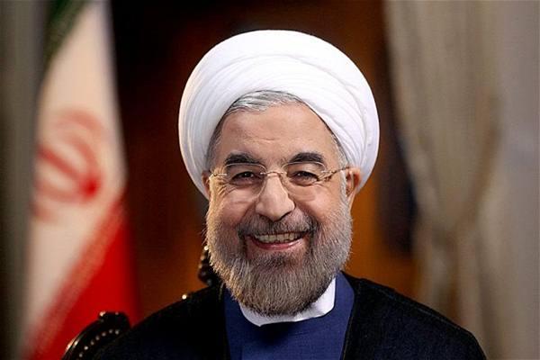 Presiden Iran Hassan Rouhani - telegraph.co.uk