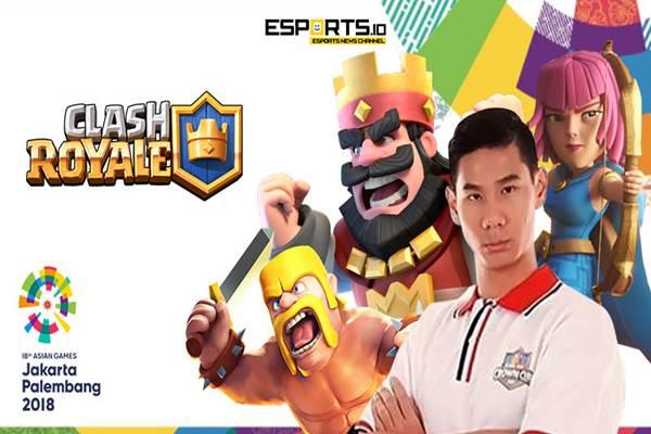 Ridel Yesaya Sumarandak - Esports ID