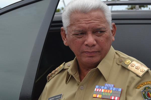 Gubernur Kaltim Awang Faroek - Antara