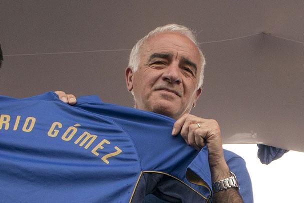 Pelatih Kepala Persib Bandung Roberto Carlos Mario Gomez - Antara