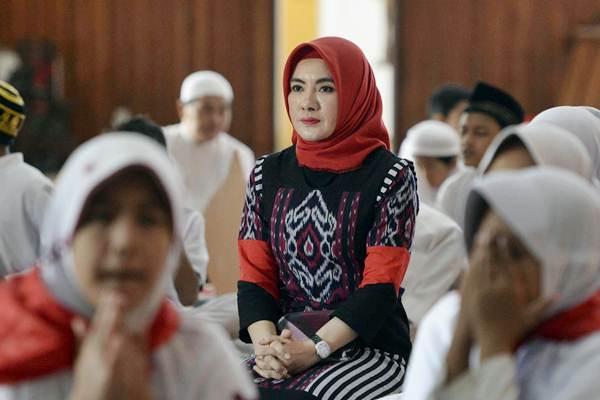 Direktur Utama PT Pertamina (Persero) Nicke Widyawati. - JIBI/Abdullah Azzam