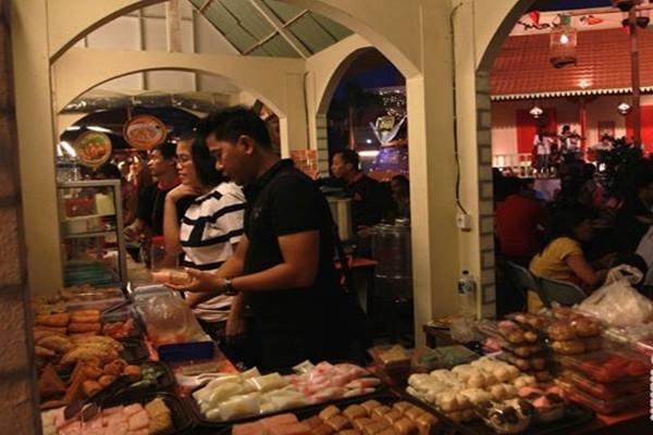 Festival kuliner - Antara