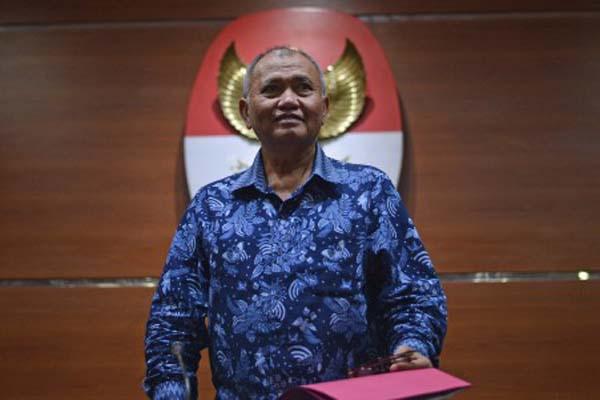 Ketua Komisi Pemberantasan Korupsi (KPK) Agus Rahardjo. - Antara/Wahyu Putro