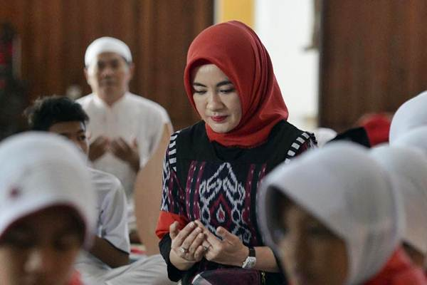 Nicke Widyawati. - JIBI/Abdullah Azzam