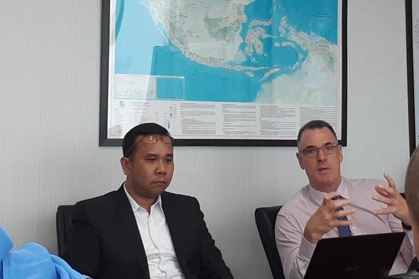 Kepala Departemen Riset Savills Indonesia Anton Sitorus