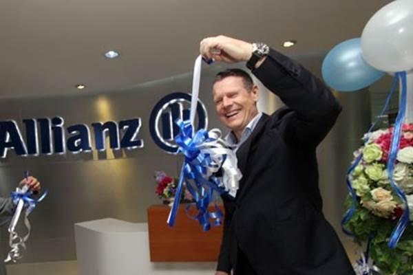 Mantan Country Manager & Direktur Utama Allianz Life Indonesia Joachim Wessling - Antara