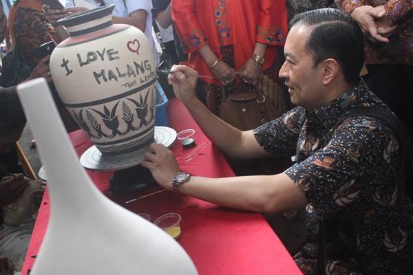 Ketua BKPM Thomas Trikasih Lembong - Antara