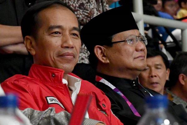 Presiden Joko Widodo dan Prabowo Subianto - Dok.Biro Pers Istana
