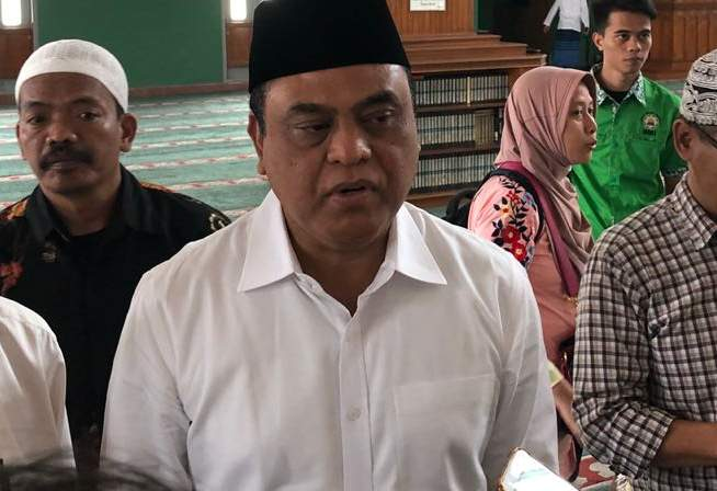 Menteri Pendayagunaan Aparatur Negara dan Reformasi Birokrasi (PANRB) Syafruddin - Istimewa