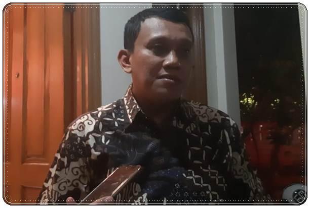 Wakil Ketua sekaligus juru bicara Tim Kampanye Nasional Abdul Kadir Karding - Bisnis / Muhammad Ridwan