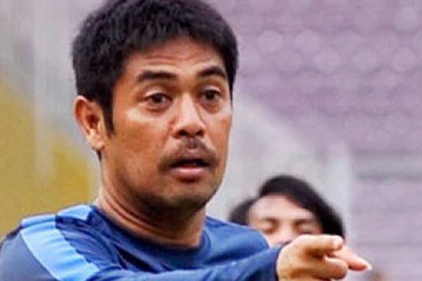 Pelatih PS Tira Nil Maizar - Antara