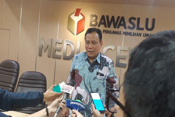 Ketua Badan Pengawas Pemilu (Bawaslu) Abhan./JIBI/BISNIS - Jaffry Prabu Prakoso